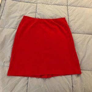J Jill knit skirt